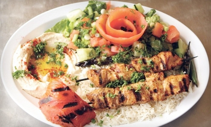 Alexander's Lebanese Cuisine - Warren: Meal for Two or Four or $15 for $30 Worth of Traditional Lebanese Fare and Drinks at Alexander's Lebanese Cuisine