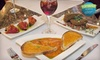 La Española Tapas - Berwyn: Tapas Meal with Sangria and Dessert for Two or Four at La Española Tapas in Berwyn (Up to 56% Off)