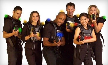 $20 Groupon to Laser Assault - Laser Assault in Provo