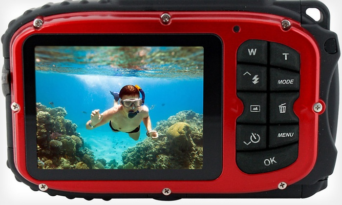 Coleman Waterproof Cameras: Coleman Waterproof Cameras (Up to 40% Off). Eight Options Available. Free Shipping and Free Returns.