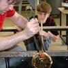 Half Off Glassblowing or Lampworking Class