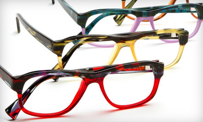 SEE Eyewear - Multiple Locations: $50 for $200 Toward Prescription Eyeglasses or Sunglasses at SEE Eyewear