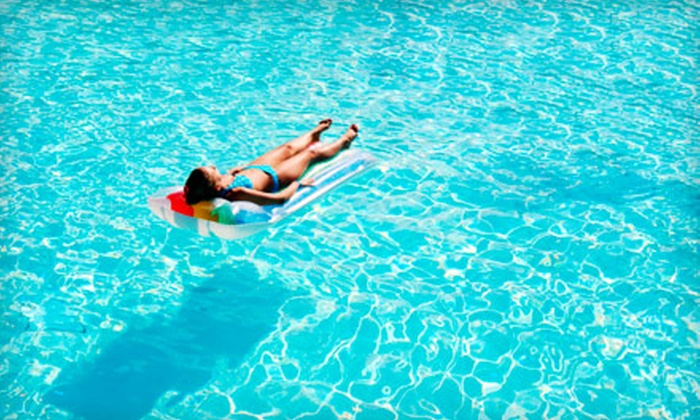 Scotty's Pool Service - Multiple Locations: $50 for One Month of Pool Service from Scotty's Pool Service ($100 Value)