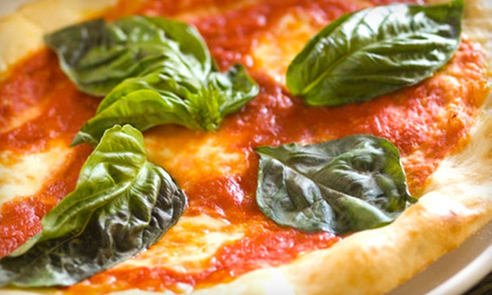 BOP Boulder Pizzeria - Downtown: $12 for $25 Worth of Pizza, Pasta, and Drinks at BOP Boulder Pizzeria