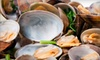 New England Moorings - Hancock: $10 for $20 Worth of Seafood at The New England Moorings