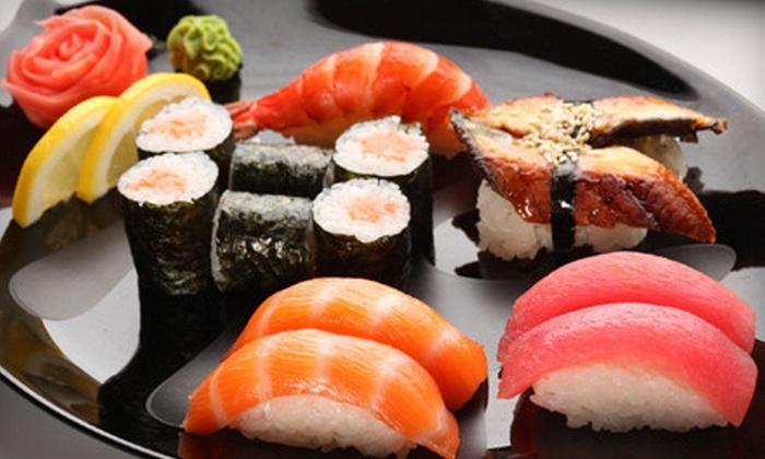 Sushi Yoko - Fort Worth: $15 for Japanese Fare Thursday-Friday or Saturday-Wednesday at Sushi Yoko ($30 Value)