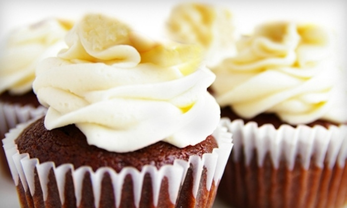 Cupcake Gallery - Shreveport: $12 for $25 Worth of Cupcakes, Coffee, and More at Cupcake Gallery