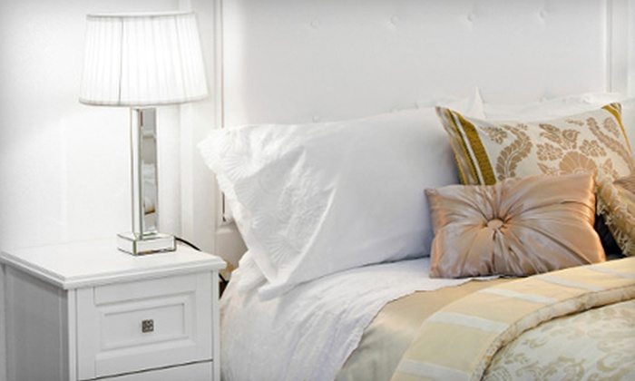 Designer at Home - Water Works: $139 for a Custom Room Design from Designer at Home ($395 Value)