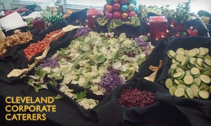 Cleveland Corporate Caterers - Downtown: $75 for $150 Worth of Catering from Cleveland Corporate Caterers