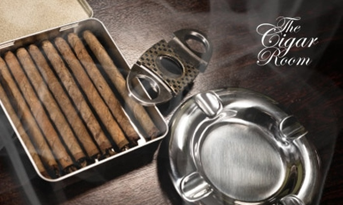 The Cigar Room - Lakeway: $20 for $40 Worth of Torres Cigars at The Cigar Room