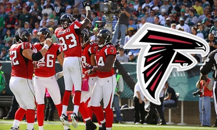 Atlanta Falcons - Downtown: One Ticket to an Atlanta Falcons Football Game. Choose from Four Options.