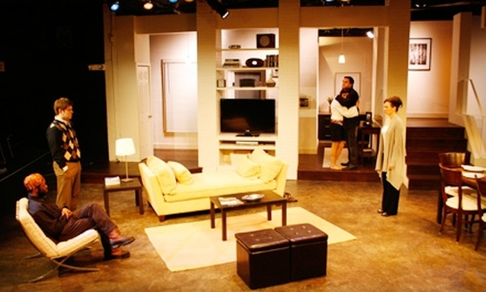 Company One: One Level-Two Theater Membership or One Level-Two Double Theater Membership for Two at Company One