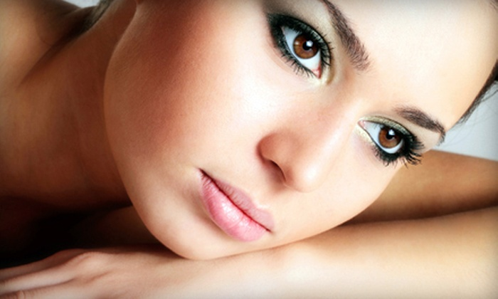 The Perfect Eyebrow & Makeup Center - Campus Commons: $20 Worth of Eyebrow Treatments & Cosmetics