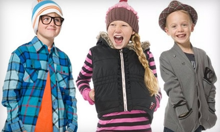 Axl's Closet: $30 for $60 Worth of Kids' Clothing and Accessories from Axl's Closet