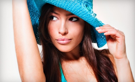 One Mystic Tan Airbrush Session (up to a $24 value) - Toucan Tan in Charlotte