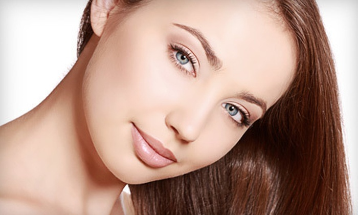 Kaya Beauty - Green Valley Ranch: Mini Facial with Firmx Mask or One or Three Glycolic Facial Packages at Kaya Beauty in Henderson (Up to 66% Off)