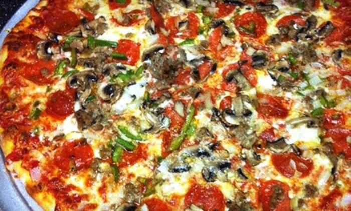 Citrola's Italian Grill & Pizzeria and Citrola's Times Square Grill & Pizzeria - Multiple Locations: $15 for $30 Worth of Italian Fare at Citrola's Italian Grill & Pizzeria or Citrola's Times Square Grill & Pizzeria