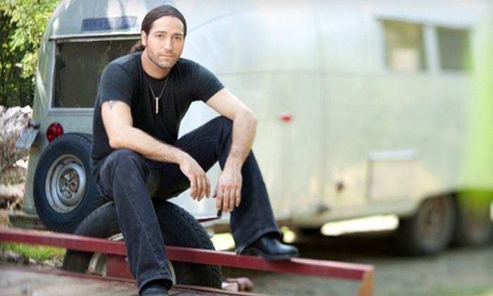 Josh Thompson - PNC Plaza: $20 for Two Tickets to See Josh Thompson at the ArtsQuest Center at SteelStacks on February 10 at 7:30 p.m. ($54 Value)