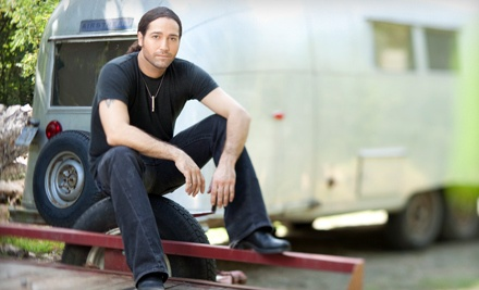 Josh Thompson at the ArtsQuest Center at SteelStacks on Fri., Feb. 10 at 7:30PM: Standing Room Seating - Josh Thompson in Bethlehem