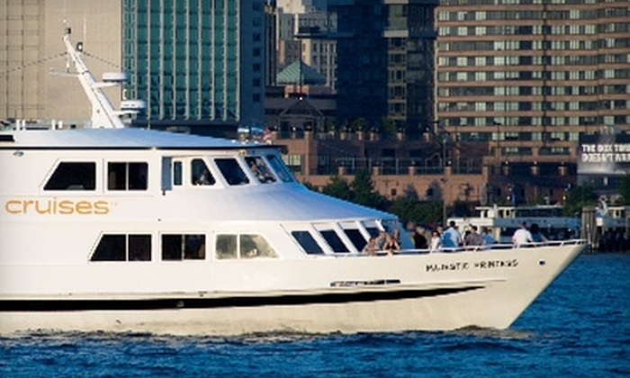 City Lights Cruises - Chelsea: $30 for One Admission to a Three-Hour Yacht Cruise from City Lights Cruises