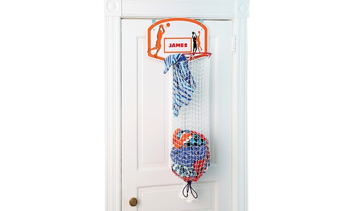 Delicieux Over The Door Basketball Hamper And Storage ...