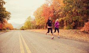 Twilight Turkey Trot : One, Two, or Four Twilight Turkey Trot 5K Race Entries on Saturday, November 19 (Up to 58% Off)