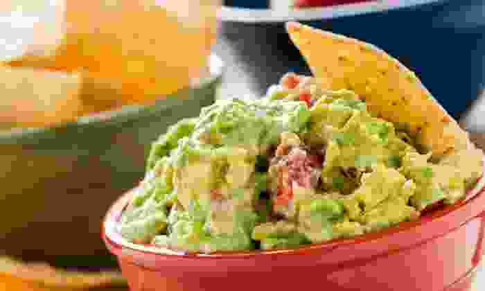 Cinco De Mayo - Valley Cottage: Mexican Dinner for Two Sunday–Thursday or Friday–Saturday, or Appetizer and Four Drinks at Cinco De Mayo (Up to 54% Off)