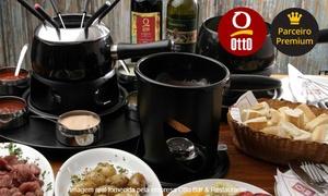 Otto Bar & Restaurante: Otto Bar & Restaurante – 2endereços: festival de fondue para 2 pessoas