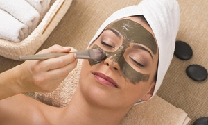 Coocan Hair And Spa: 60-Minute Mud Facial from Coocan hair and spa (55% Off)