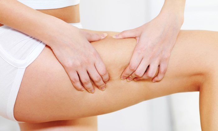 Transformations Spa and Skin Care Center - Multiple Locations: $149 for Three Cellulite-Dimpling-Reduction Treatments at Transformations Spa & Skin Care Cntr ($975 Value)