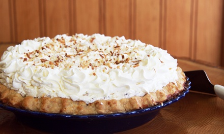 One or Three Groupons, Each Good for $20 Worth of Pies at Michele's Pies (Up to 50% Off)