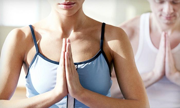 Blackbird Family Yoga - Middleton Hills: 10 or 20 Classes at Blackbird Family Yoga in Middleton (Up to 73% Off)