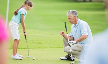 $119 for One Week of Junior Golf Camp at Lit'l Links Golf Club ($300 Value)