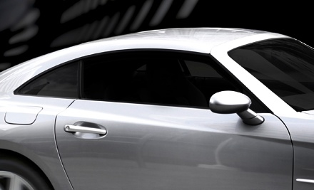 $79 for Auto Tinting for Up to Four Windows at Waterfront Auto Complex (Up to $275 Value)