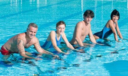 3, 5 ou 10 séances daquagym et d'aquabiking de 45 min chacune dès 19,99 € au Club Pamplemousse