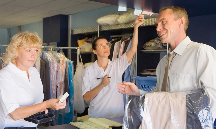 Rivertown Cleaners - Westchester County: Eco-Friendly Dry Cleaning with Pickup and Delivery from Rivertown Cleaners (Up to 52% Off)