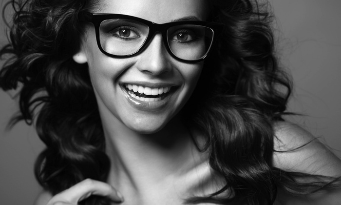 Couture Vision - Downtown Toronto: C$69 for Eye Exam and $150 Toward Glasses at Couture Vision (C$250 Value)
