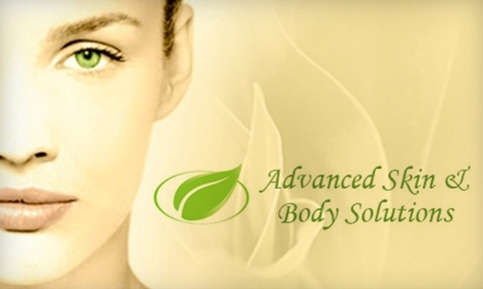 Advanced Skin and Body Solutions - Woodbridge: $69 for One Ultimate Age Defying Facial at Advanced Skin and Body Solutions in Bellevue ($180 Value)