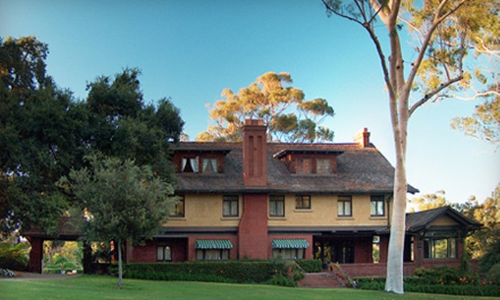 Save Our Heritage Organisation - Hillcrest: Marston House Museum & Gardens Neighborhood Tour, Garden Tour, or Three Tours for Two