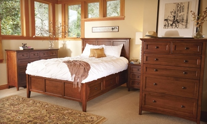 Barewood Outlet - Multiple Locations: $50 for $100 Toward Furniture at Barewood Outlet
