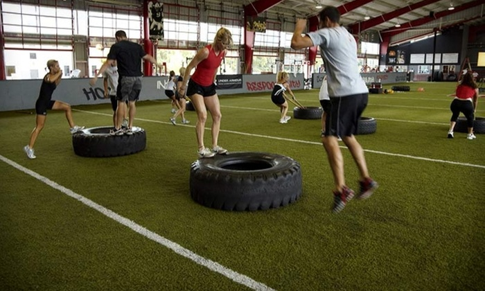D1 Sports Training - Multiple Locations: $30 for Four Fitness Classes at D1 Sports Training ($80 Value)