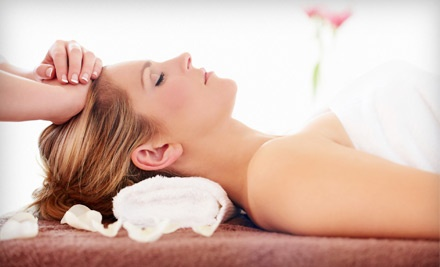 Anu-U Salon & Spa: Relaxation Massage - Anu-U Salon & Spa in Williston