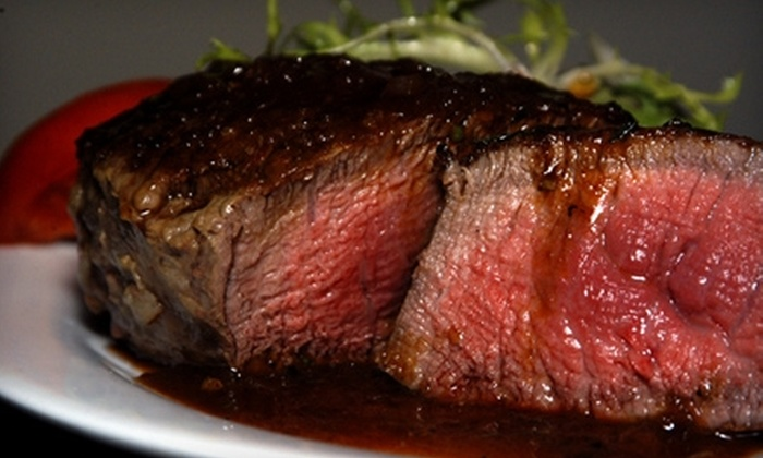 Filet & Fin - Ocala: $25 for $50 Worth of Upscale Steakhouse Fare at Filet & Fin