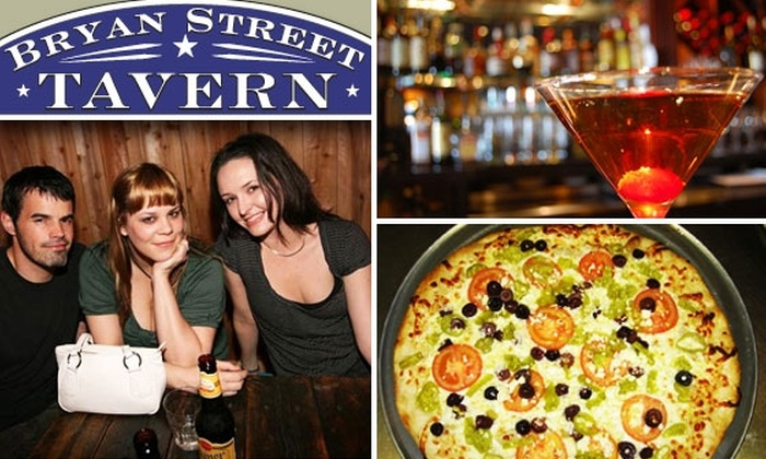 Bryan Street Tavern - Dallas: $15 for $30 Worth of Food and Drink at Bryan Street Tavern