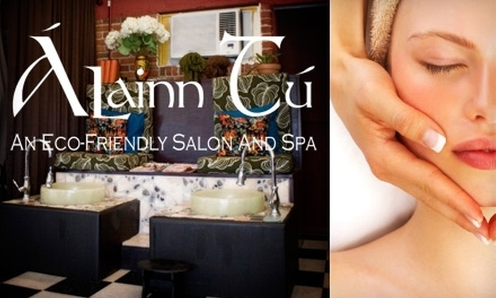 Alainn Tu Salon & Spa - East Sacramento: $49 for $100 Worth of Salon and Spa Services at Alainn Tu Salon and Spa