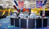 Skypark Indoor Trampoline Park - Camelback East: Weekday or Weekend Indoor-Trampoline Outing for Two or Four or VIP Party Package for Up to 25 at Skypark (Up to 52% Off)