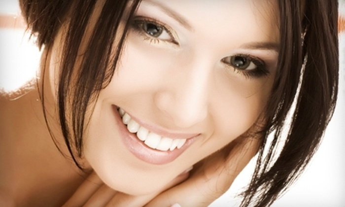 Smooth As Silk - Downtown Core: Facial and Massage or Permanent Makeup at Smooth As Silk in Davis