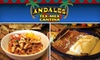 Andales Tex-Mex Cantina - Holliday Hills: $10 for $20 Worth of Food and Drinks at Andales Tex-Mex Cantina