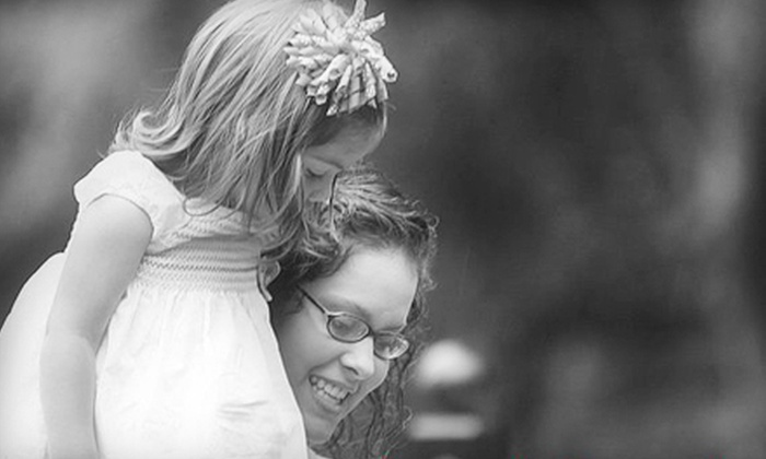 J-Lynn Photography - East Town: Mother-Daughter or Family Photo-Shoot Package with Studio Credit from J-Lynn Photography (Up to 82% Off)