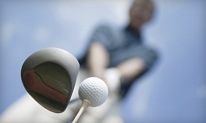 Green Valley Golf Range - Streamwood: $10 for $20 Worth of Driving-Range Balls at Green Valley Golf Range in Hanover Park